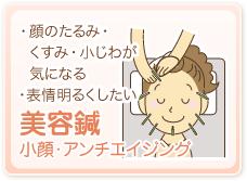 美容鍼・小顔・アンチエイジング
