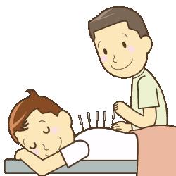 シグナルポイント鍼灸イラスト