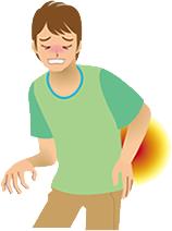 芦屋さくら鍼灸整骨院 腰痛